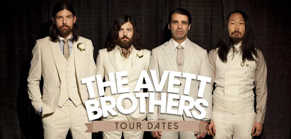 The Avett Brothers Tour
